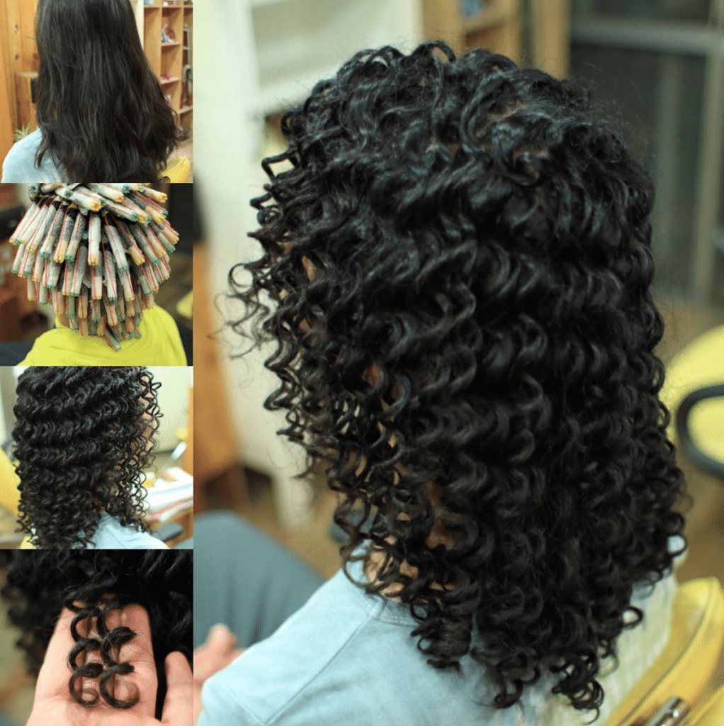 Perm Hair Cut Styles Human Hair Exim