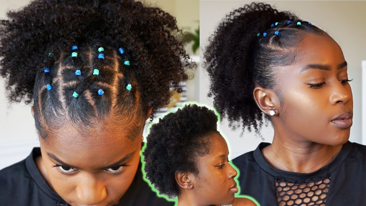 How to Make Your Own Rubber Band Hairstyles - Human Hair Exim