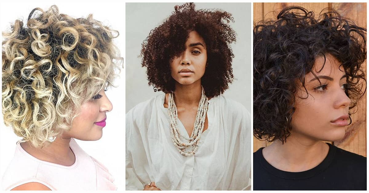 Easy Hairstyles For Short Curly Hair Human Hair Exim