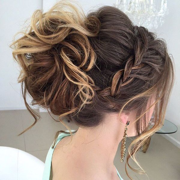 The Different Types Of Updo Hairstyles