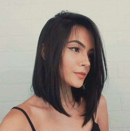 Medium Short length Hairstyles