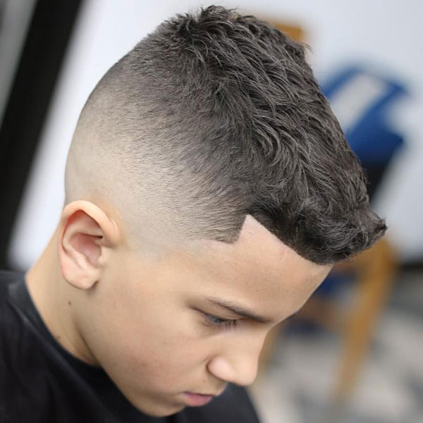 Choosing Boys Haircuts For 2019 Your Son