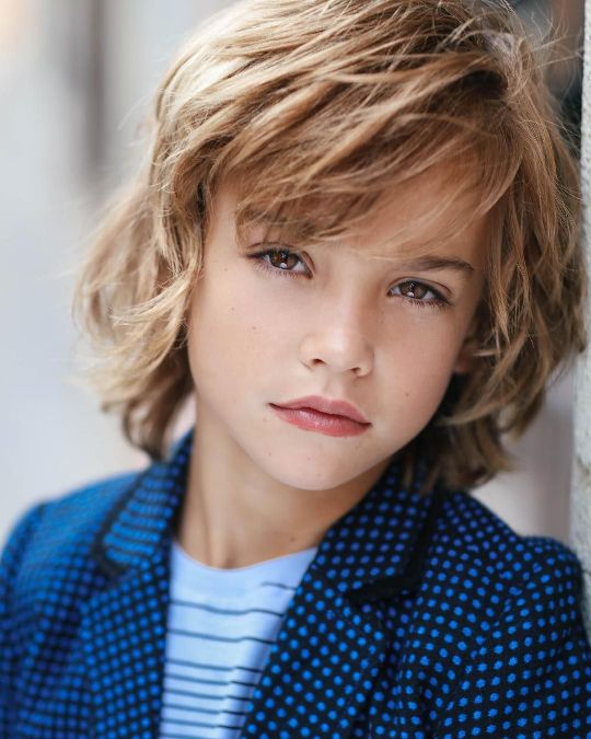 Boys Long Haircuts – Choosing Which Style to Have For Your Son