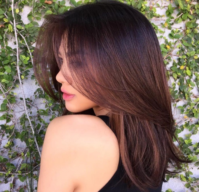 How to Get That Perfect Chestnut Brown Hair
