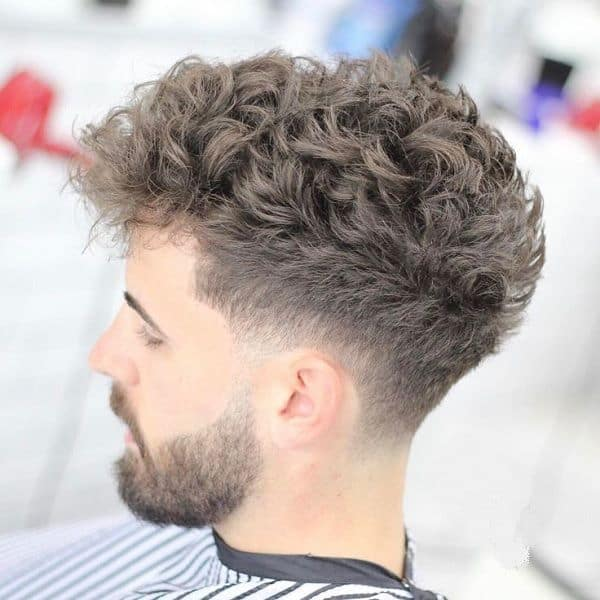 How to Prevent Curly Hair Fades