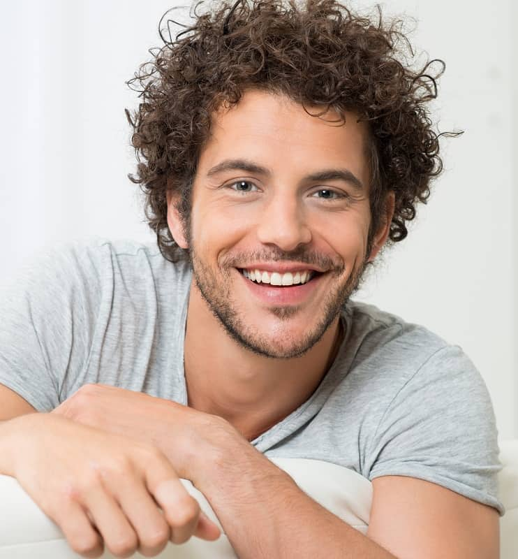 Curly Hairstyles Men Can Try