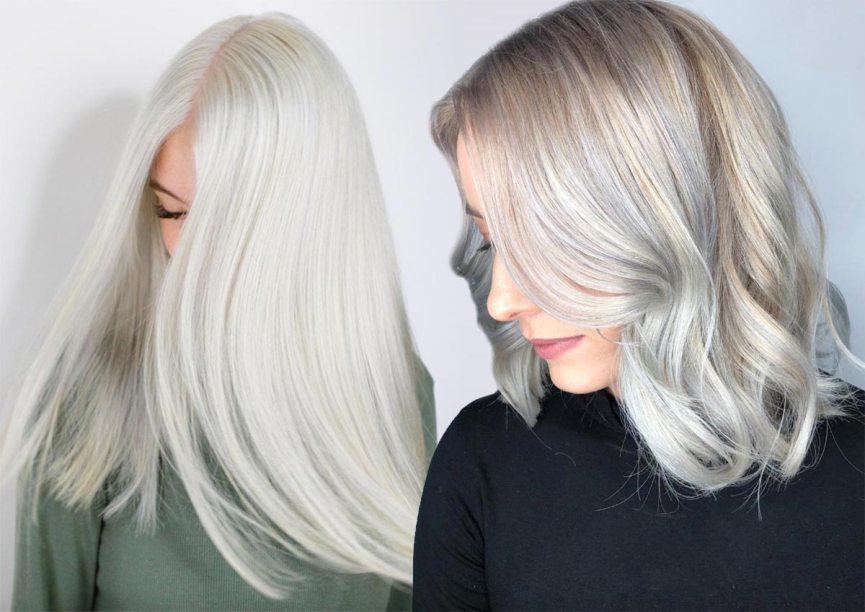Platinum Hair – Easy Hairstyles For Women