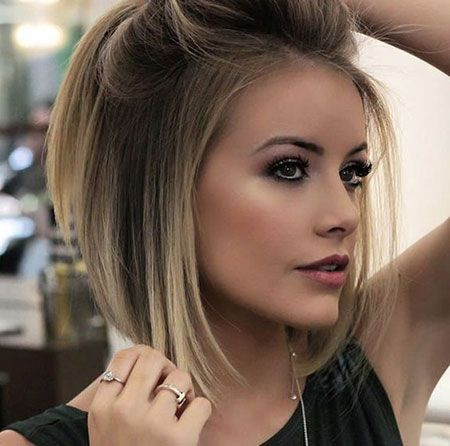 Short Hairstyles For Females 2019