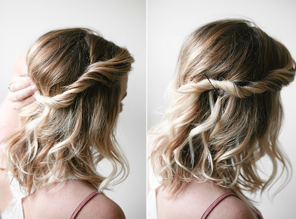 How to Get the Right twist Hair style