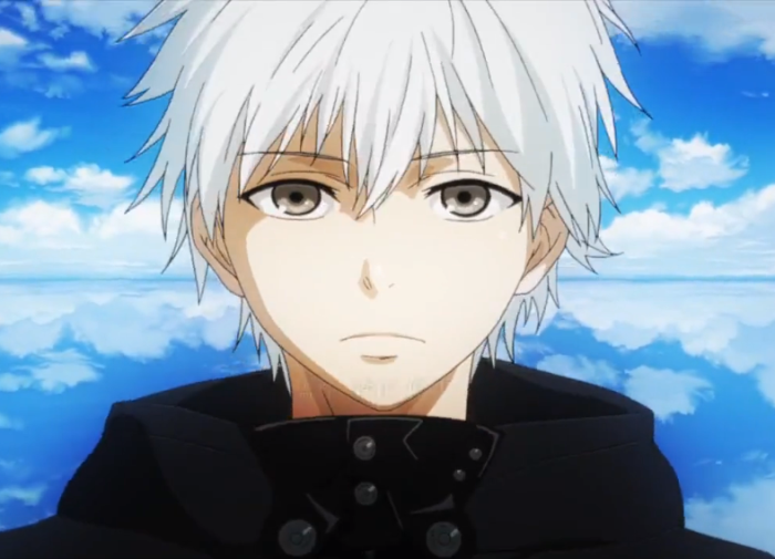 Attractive White Hair Styles For Anime Boy