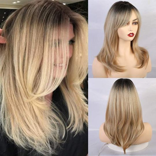 A New Style – Women's Wigs