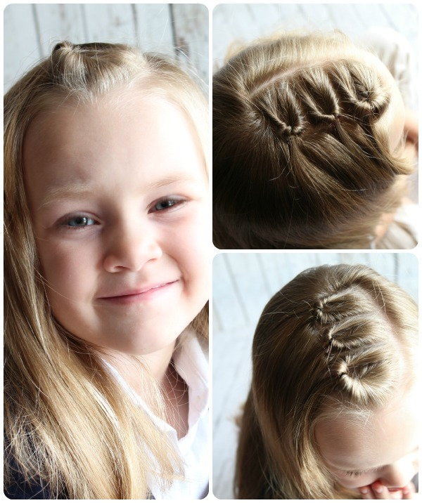 Some Cute Hairstyles For School