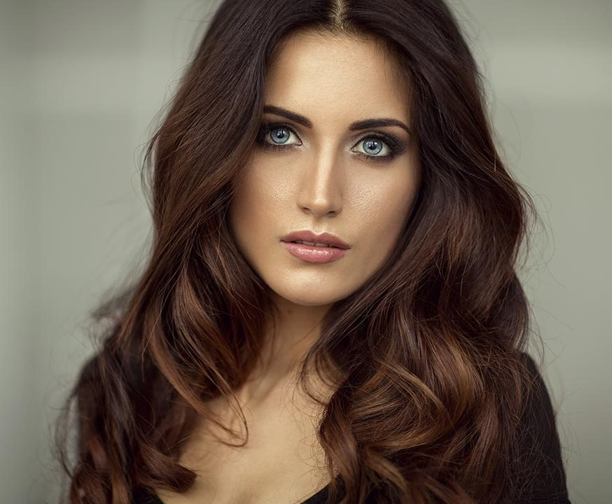 How to Find the Best Dark Brown Hair Color