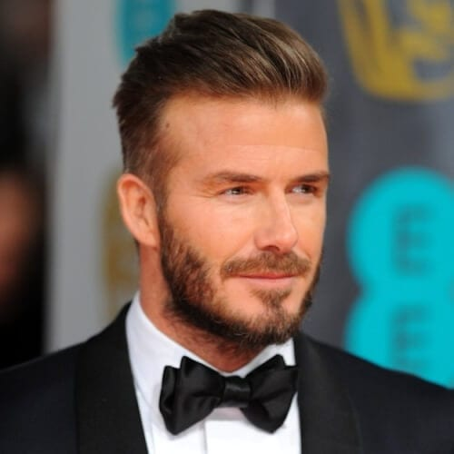 Get a Great David Beckham Haircut