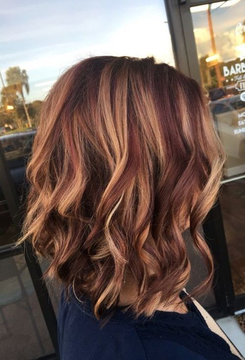 How To Find The Best Fall Hair Colors 2019