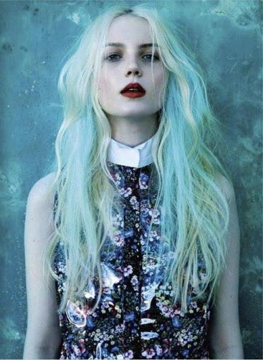 Color Choices For Light Blue Hair