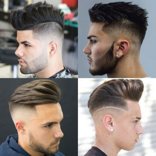 Learn How To Get The Most Popular Mens Haircuts