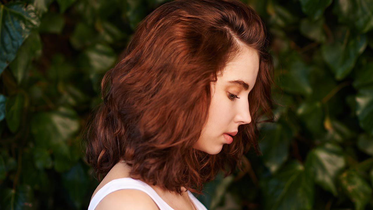 Hairstyles For Red Brown Hair