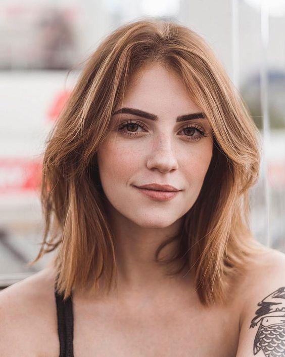 The Latest Shoulder Length Hair Styles For Women