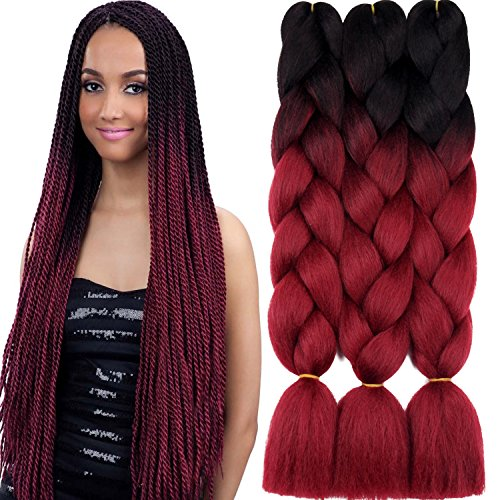 XPression Braiding Hair Styles Is A New And Effective Hair Growth Product