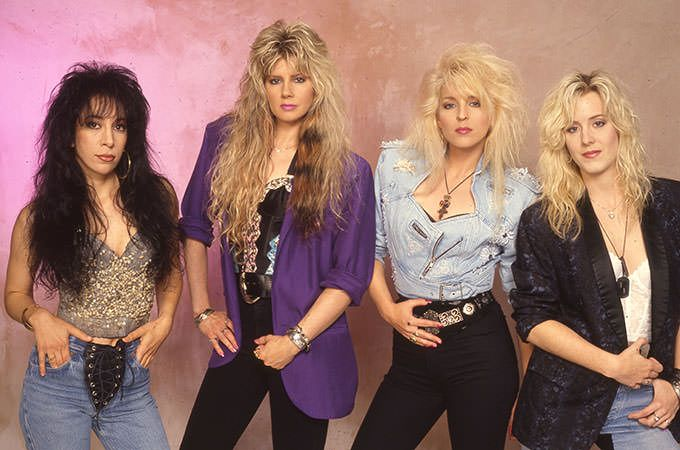 The Stylish Look of the 80s Hair Bands