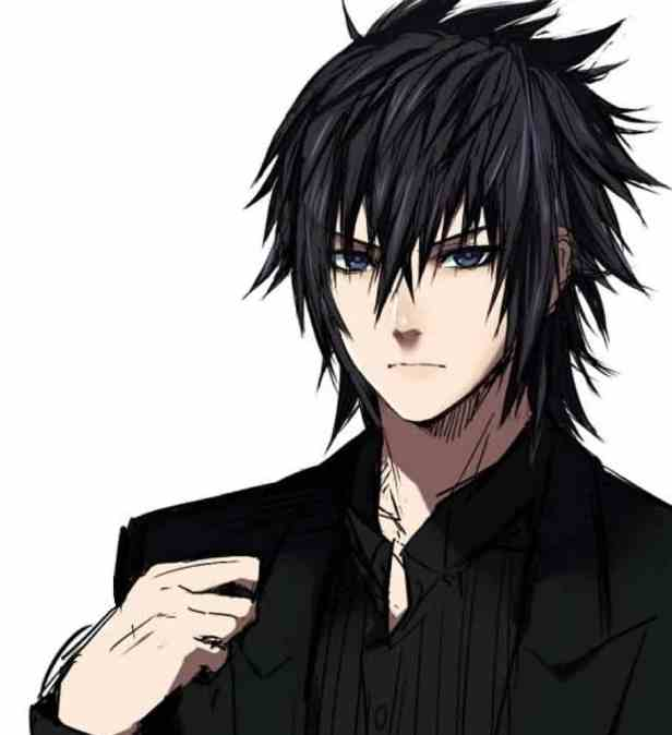 Choosing The Best Anime Boy Black Hair Styles