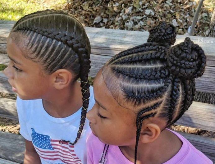 Black Kids Hairstyles – How to Choose The Best Style For Your Daughter