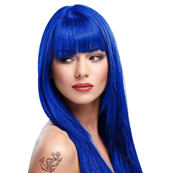 How to Choose the Perfect Blue Hair Color