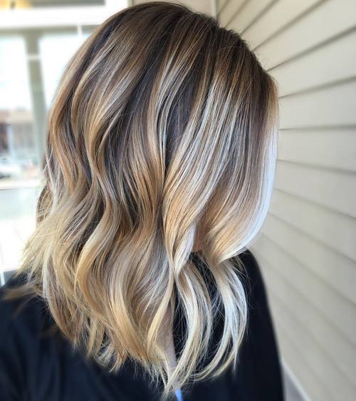 Top Hair Design Ideas For Bronde