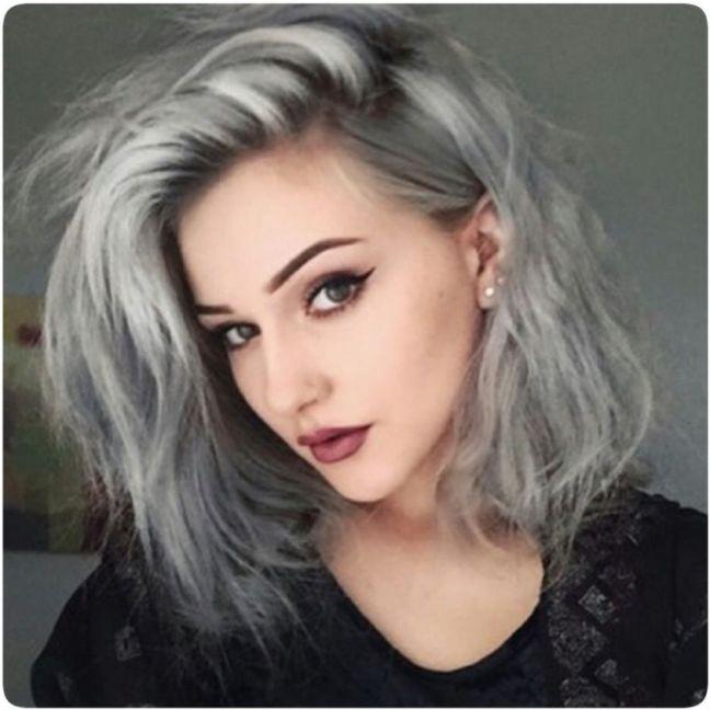 The Best Grey Hair Styles