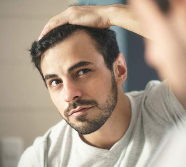 How To Choose The Right Hair Color For Men