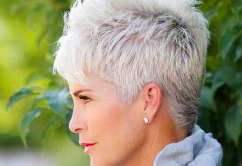 Great Hairstyle Ideas For Older Women