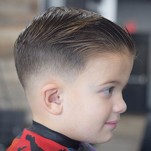 Some Interesting and Easy Kids Hair Cut Ideas For Boys