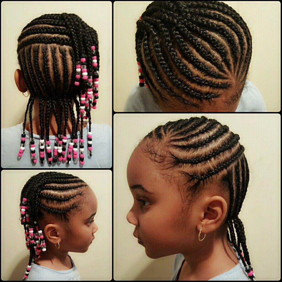 Little Black Girl Braided Hairstyles Ideas