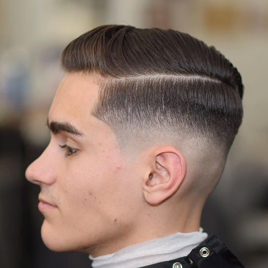 Mid Fade Haircut – Choosing the Right Style
