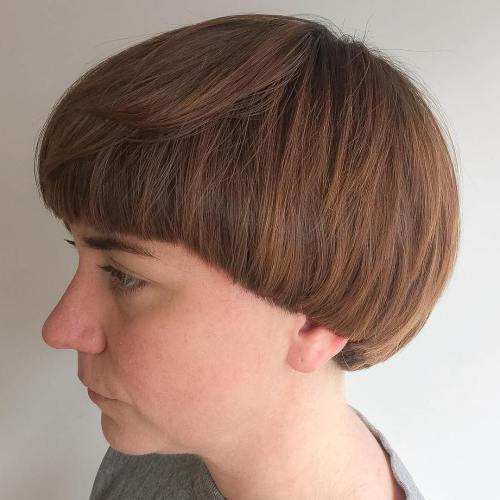Beautiful Hairstyles With the Pageboy Cut