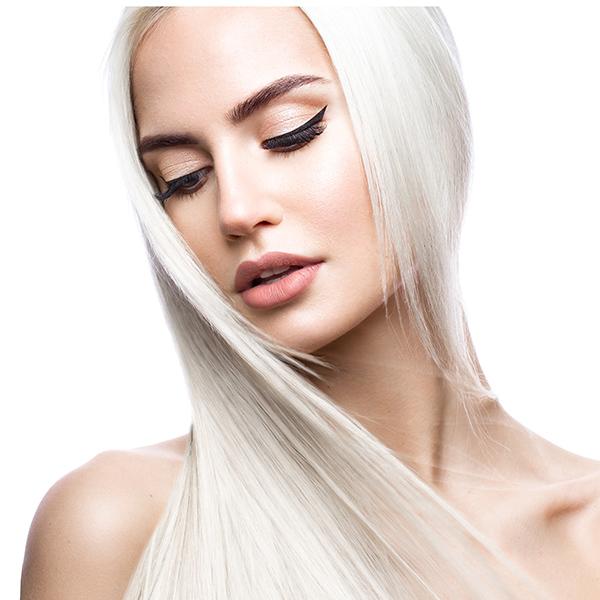 Platinum Hair Color For Women