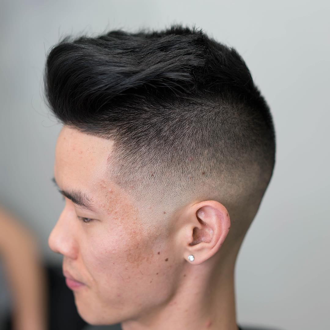 Hair Design Ideas For Shaved Sides