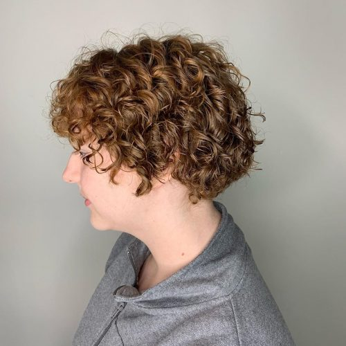 How to Choose a Short Hair Perm