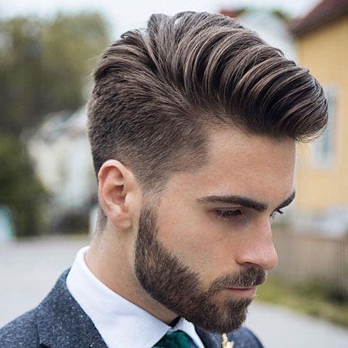 How To Choose The Right Thick Hair Mens Haircuts