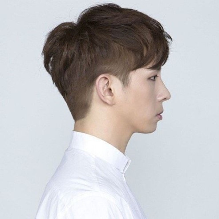 Get a Two Block Haircut For a Simple Look