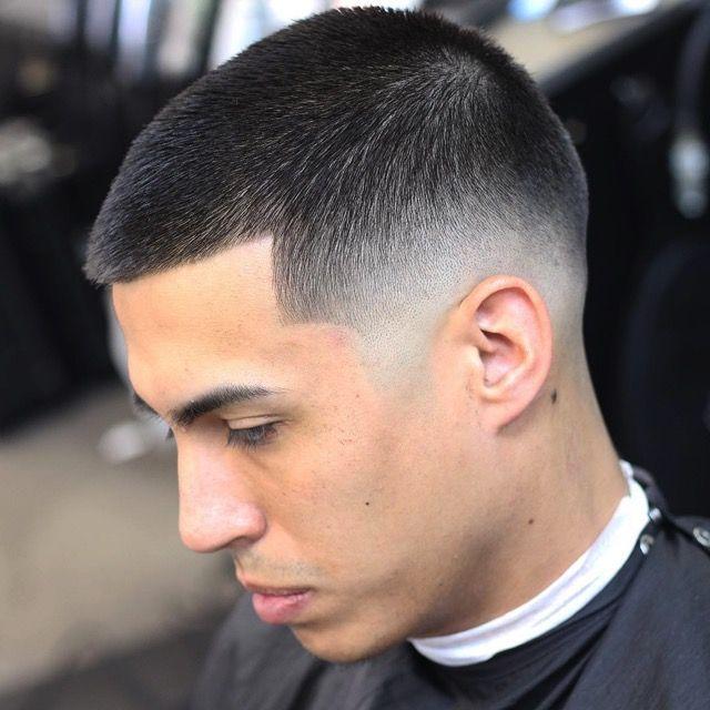 Modern Hairstyles – Bald Fade Haircut