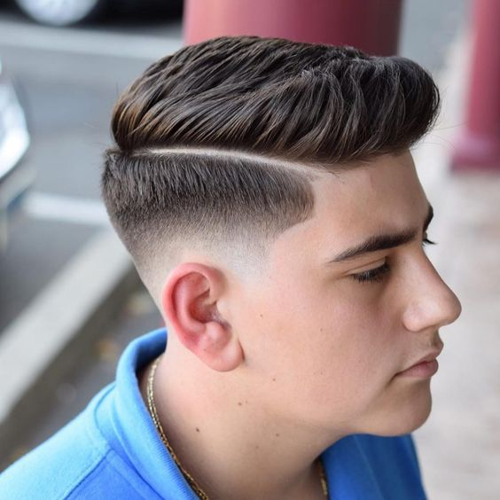 Choose The Best Haircuts Design For Men
