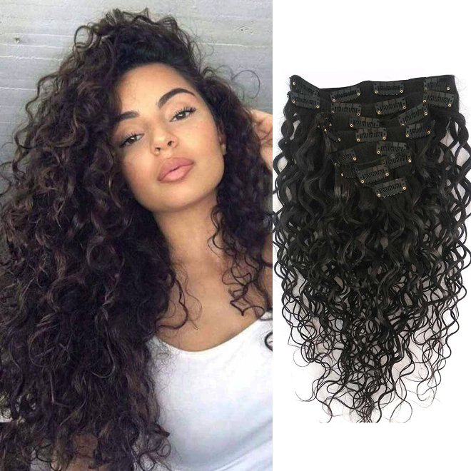 Hairstyles Ideas for Curly Hair Extensions