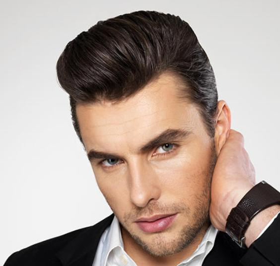 Attractive Look Hairstyles Using With Hair Pomade
