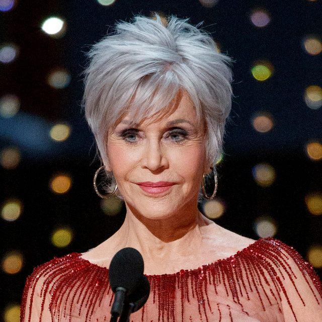 How Jane Fonda Hair Design Ideas Is Using
