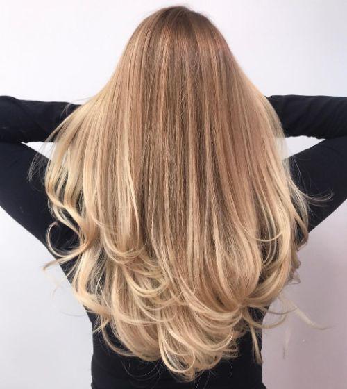 Three Popular Layered Haircuts For Long Hair Ideas
