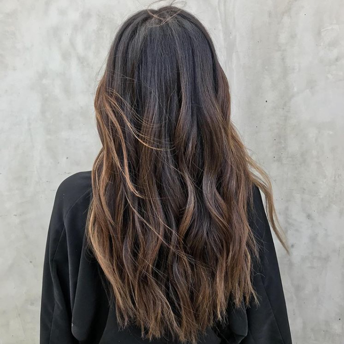 How to Do a Beautiful Hairstyle For Lowlights Hair