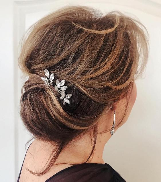 Find The Right Mother Of The Bride Hairstyles