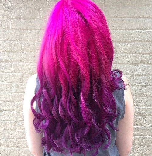 Looking For Some Really Stunning Pink Ombre Hair Design Ideas